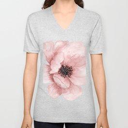Flower 21 Art Unisex V-Neck