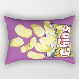 Potato Chips : Junkies Collection Rectangular Pillow