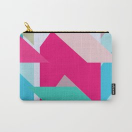 Abstracts colors Nr.3 Carry-All Pouch
