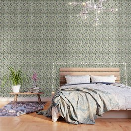 "William Morris ""Brentwood"" Wallpaper"
