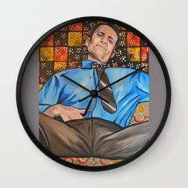 Al Bundy Wall Clock