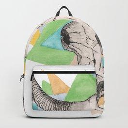 Geo Skull Backpack