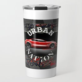 Muscle Car - Extreme Power Travel Mug