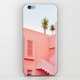 Muralla Roja iPhone Skin