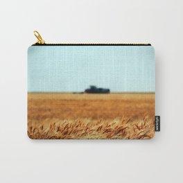 Golden Crop Carry-All Pouch