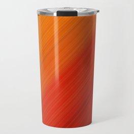 Linear Fire Travel Mug