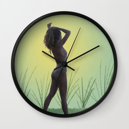 Renacer natural Wall Clock
