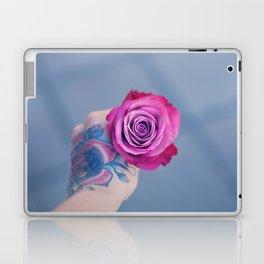 Roses on my mind Laptop & iPad Skin