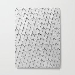 Archi Pattern Metal Print