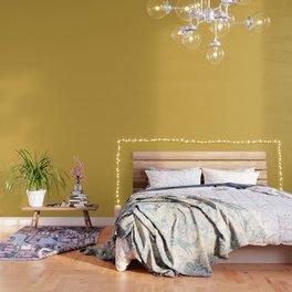Designer Fall 2016 Spicy Mustard Yellow Wallpaper