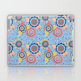 Henna Flowers Laptop & iPad Skin