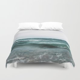 Turquoise Sea #2 Duvet Cover