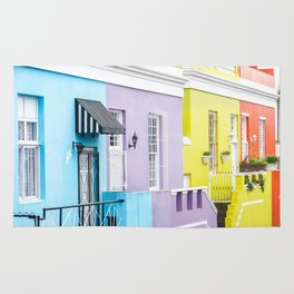 Bo Kaap Neighborhood Rug