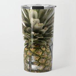 Pineapple Grenade Travel Mug