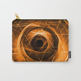 Kalaidoscopic Carry-All Pouch