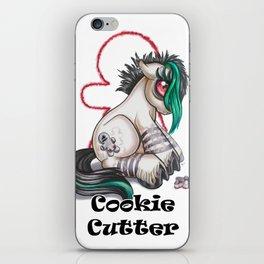 Cookie Cutter iPhone Skin