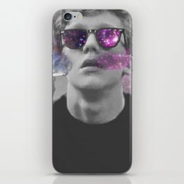 """We're all pretty bizarre. Some of us are just better at hiding it, that's all."" iPhone Skin"