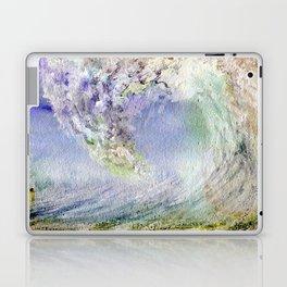 Fury Tsunami by Maureen Donovan Laptop & iPad Skin