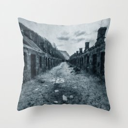 Anglesey Barracks Throw Pillow