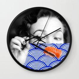 Sushism Wall Clock
