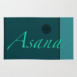 Asana Blue Rug