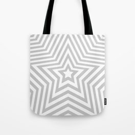 Stars - grey vers. Tote Bag