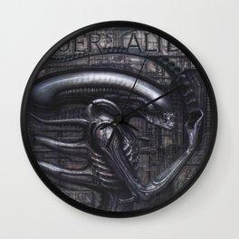 Alien Xenomorph Giger Wall Clock