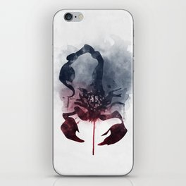 When Lucifer Fell Scorpion iPhone Skin