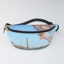 Washington DC Cherry Blossoms Fanny Pack