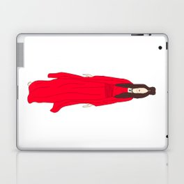 Madge 6 Nothing Really Matters Laptop & iPad Skin