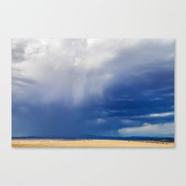 New Mexico - Quenching A Thirsty Land Canvas Print