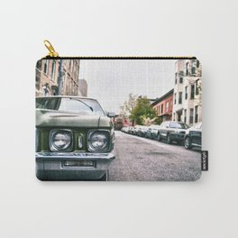 New York City Vintage Cadillac de Ville Carry-All Pouch