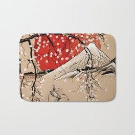 Japan Fishermen Bath Mat