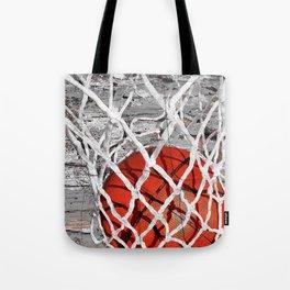 Basketball Art Tote Bag