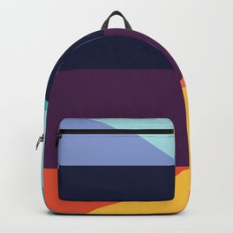 Colorful pattern XVIII Backpack
