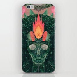 Catastrophe IV (The Green Invasion) iPhone Skin