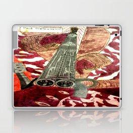 Silver Plated Laptop & iPad Skin