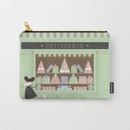 Patisserie Carry-All Pouch