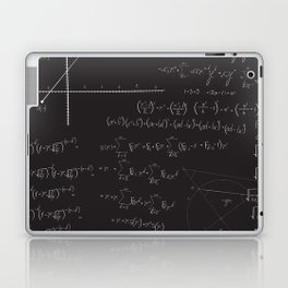 Mathematical seamless pattern Laptop & iPad Skin