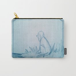Lonely Dog Carry-All Pouch