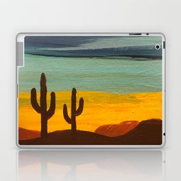 Saguaro Sunset Laptop & iPad Skin