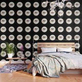 Spider Moon Wallpaper