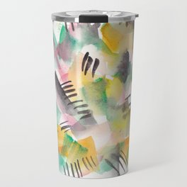 180803 August Abstract 10 Travel Mug