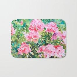 Pink Azalea Bath Mat