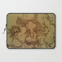 Magic Mushroom Laptop Sleeve