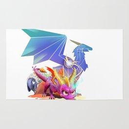Spyro Reborn Rug