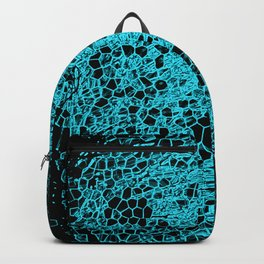Neon torches Backpack