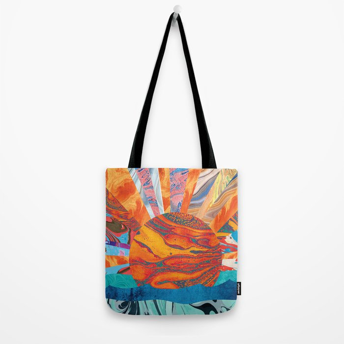 Sunrise, Sunset Tote Bag