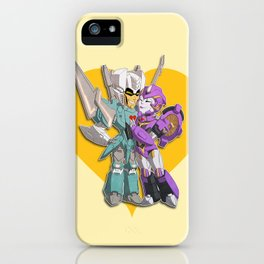 Science Dorks (without mask) iPhone Case