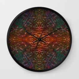 Abstract Beauty Wall Clock